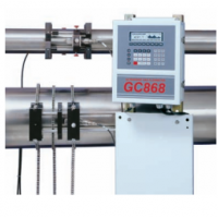 Clamp-On Ultrasonik Gaz Debimetresi